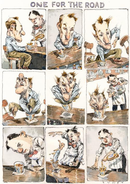 John Cuneo - Uncommissioned