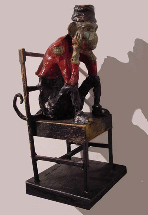John H Howard - Sculpture