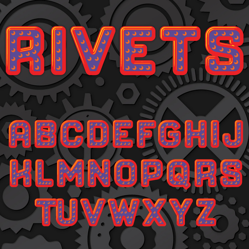 Daniel Pelavin - Fonts, yes that's right, fonts